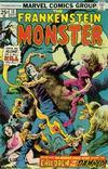 Cover Thumbnail for Frankenstein (1973 series) #18