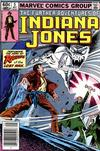 Cover for The Further Adventures of Indiana Jones (Marvel, 1983 series) #5 [Newsstand]