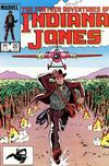Cover for The Further Adventures of Indiana Jones (Marvel, 1983 series) #20 [Direct]