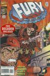 Cover for Fury of S.H.I.E.L.D. (Marvel, 1995 series) #4