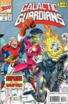 Cover for Galactic Guardians (Marvel, 1994 series) #3