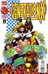 Cover for Generation X (Marvel, 1994 series) #5 [Direct Edition]