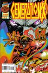 Cover for Generation X (Marvel, 1994 series) #15 [Direct Edition]