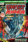 Cover for Ghost Rider (Marvel, 1973 series) #1 [Regular Edition]