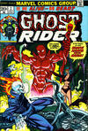 Cover for Ghost Rider (Marvel, 1973 series) #2 [Regular Edition]