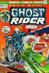 Cover for Ghost Rider (Marvel, 1973 series) #4 [Regular Edition]