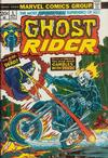 Cover for Ghost Rider (Marvel, 1973 series) #5