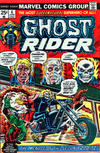 Cover for Ghost Rider (Marvel, 1973 series) #6