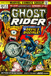 Cover for Ghost Rider (Marvel, 1973 series) #8