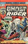 Cover for Ghost Rider (Marvel, 1973 series) #10 [Regular Edition]