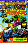 Cover for Ghost Rider (Marvel, 1973 series) #11 [Regular Edition]