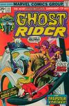 Cover for Ghost Rider (Marvel, 1973 series) #13 [Regular Edition]