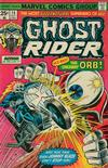 Cover for Ghost Rider (Marvel, 1973 series) #14 [Regular Edition]