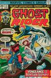 Cover for Ghost Rider (Marvel, 1973 series) #15