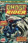 Cover Thumbnail for Ghost Rider (1973 series) #16 [British Price Variant]