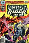 Cover Thumbnail for Ghost Rider (1973 series) #19 [British Price Variant]