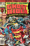 Cover for Ghost Rider (Marvel, 1973 series) #21