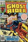 Cover for Ghost Rider (Marvel, 1973 series) #22