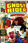 Cover for Ghost Rider (Marvel, 1973 series) #27