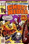 Cover for Ghost Rider (Marvel, 1973 series) #28