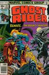 Cover for Ghost Rider (Marvel, 1973 series) #31