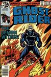 Cover for Ghost Rider (Marvel, 1973 series) #34