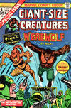 Cover for Giant-Size Creatures (Marvel, 1974 series) #1