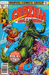 Cover for Godzilla (Marvel, 1977 series) #7