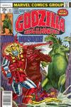 Cover for Godzilla (Marvel, 1977 series) #11