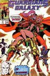 Cover for Guardians of the Galaxy (Marvel, 1990 series) #2 [Direct]