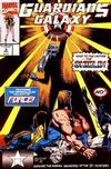 Cover for Guardians of the Galaxy (Marvel, 1990 series) #6 [Direct]
