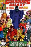 Cover for Guardians of the Galaxy (Marvel, 1990 series) #16 [Direct]