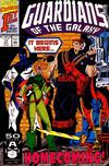 Cover for Guardians of the Galaxy (Marvel, 1990 series) #17 [Direct]