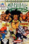 Cover for Guardians of the Galaxy (Marvel, 1990 series) #19 [Direct]