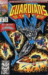 Cover for Guardians of the Galaxy (Marvel, 1990 series) #22 [Direct]