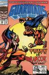Cover for Guardians of the Galaxy (Marvel, 1990 series) #23 [Direct]