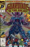 Cover for Guardians of the Galaxy (Marvel, 1990 series) #25 [Deluxe Direct Edition]