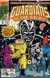 Cover for Guardians of the Galaxy (Marvel, 1990 series) #26 [Direct]