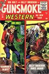 Cover for Gunsmoke Western (Marvel, 1955 series) #34