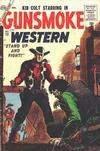 Cover for Gunsmoke Western (Marvel, 1955 series) #38
