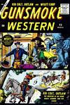Cover for Gunsmoke Western (Marvel, 1955 series) #45
