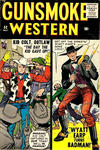 Cover for Gunsmoke Western (Marvel, 1955 series) #52