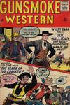 Cover for Gunsmoke Western (Marvel, 1955 series) #53