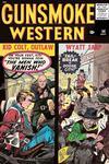 Cover for Gunsmoke Western (Marvel, 1955 series) #54