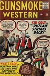 Cover for Gunsmoke Western (Marvel, 1955 series) #56