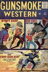 Cover for Gunsmoke Western (Marvel, 1955 series) #57