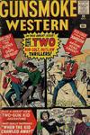 Cover for Gunsmoke Western (Marvel, 1955 series) #59