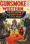 Cover for Gunsmoke Western (Marvel, 1955 series) #61