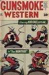 Cover for Gunsmoke Western (Marvel, 1955 series) #67