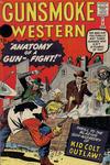 Cover for Gunsmoke Western (Marvel, 1955 series) #68 [Black Circle]